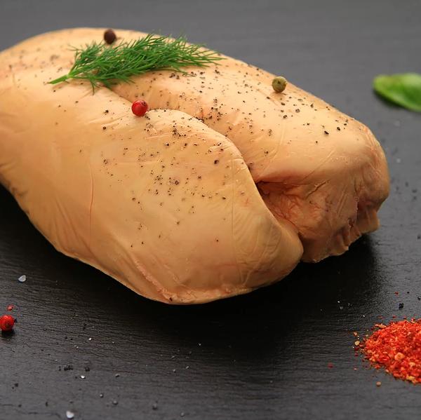 Foie gras de canard des Landes cru - 1er choix - Foie Gras Luxe